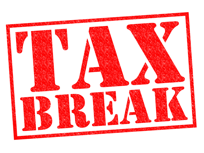 Image result for tax breaks